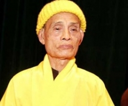 The Supreme Patriarch of National Vietnam Buddhist Sangha