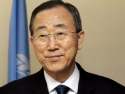 The Secretary-General of the United Nations 2014